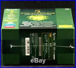 ESOTERIC SACD / CD Hybrid 5 GREAT OPERAS 9CD BOX From Japan New