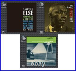ESOTERIC SACD CD Hybrid 6 Great Jazz 6CD BOX Blue Note From Japan New