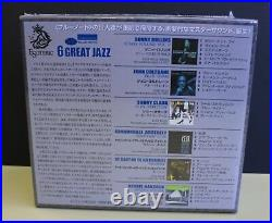ESOTERIC SACD ESSB-90122/27 (6 discs) BLUE NOTE 6 GREAT JAZZ FACTORY SEALED NEW