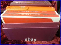 ESOTERIC SACD SALE ESSD-90021/35 15Discs WAGNER Der RING VPO SOLTI USED