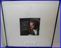 EX 7 494831 Bach Sonatas And Partitas For Solo Violin Itzhak Perlman 2LP Box Set