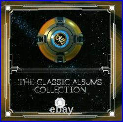 Elo The Classic Albums Collection 11 CD Box Set New Electric Light Orchestra