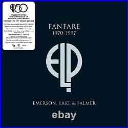 Emerson, Lake & Palmer Fanfare 1970 1997 (SEALED BOX)