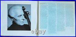 Enrico Mainardi Bach Cello Suiten 3lp Set Eurodisc Stereo Germany 25 403 Xdk Nm