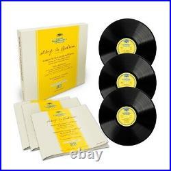 Enrico Mainardi-Beethoven Sonatas for Violoncello and Piano 180Gram 3 LP BOX SET