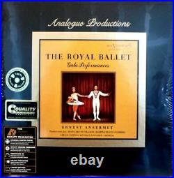 Ernest Ansermet The Royal Ballet Gala Performance45 rpm 200 gram 5LP- box set