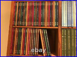 FRANKLIN MINT 100 Greatest Recordings of All Time 100 LPs SET CLASSICAL