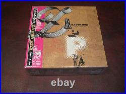 FRANK ZAPPA LATER WORKS Replica JAPAN TO ORIGINAL LP IN A OBI CD Sealed Box Set