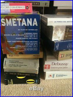 Fantastic CLASSICAL MUSIC CDs JOBLOT 225 BOXSETS VG to NM £25 POSTAGE