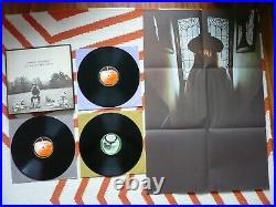 George Harrison All Things Must Pass Vinyl UK 1970 Apple 1st Press 1U LP Box Set