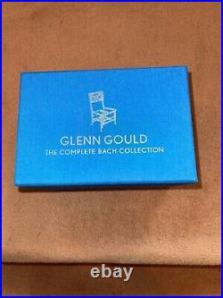 Glenn Gould The Complete Bach Collection (38 CDs + 6 DVDs) With 192 Page Book