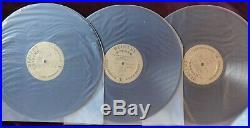 Gold Promo Starker Bach Suites For Unaccompanied Cello 3lp Mercury Sr3-9016 Ed1