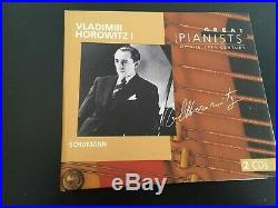 Great Pianists of the 20th Century- complete 200 CD set near mint -Philips