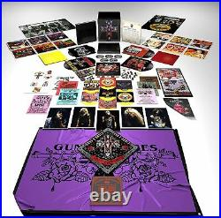 Guns N' Roses Appetite For Destruction Locked & Loaded Boxset Brand New Vinyl CD