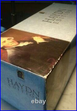 HAYDN EDITION 150 NM CDs + CD ROM COMPLETE WORKS BRILLIANT EDITION