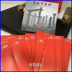 Haydn 107 Symphonies Hogwood Bruggen Dantone 35 CD