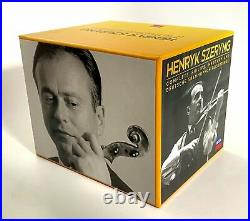 Henryk Szeryng Complete Philips/Mercury/DG Recordings (CD, 2018, 44 Discs, Decca)