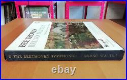 Hi-Fi STEREO Walter Beethoven Complete Symphonies 8xLP Philips SABL 122-3 166-70