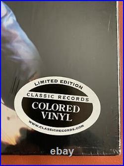 JIMI HENDRIX Voodoo Child CLASSIC RECORDS 4LP Coloured Vinyl Box Set RARE