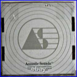 Janos Starker Bach Cello Suites 6Lp Box 45 RPM Sealed In Acoustic Sounds Mailer