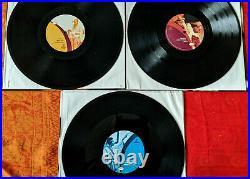 Jimi Hendrix Live At Woodstock 3LP Vinyl Box Set 200 Gram Quiex Classic Records
