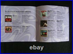 Jimi Hendrix Ltd set 10x 7 P/S singles in Marshall amp box +booklet (1998) MINT