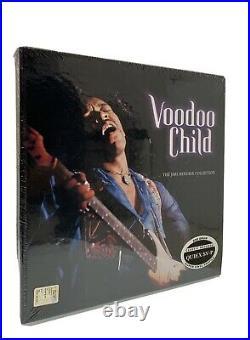 Jimi Hendrix Voodoo Child Box Set 200gr Quiex Sv-p Classic Records Super Vinyl