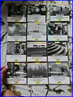 Job Lot Of 23 Deutsche Grammophon Collectors Edition Boxset Cds Classical Music