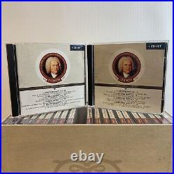 Johann Sebastian Bach 171 CDs Complete Works Hanssler Edition