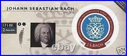 Johanne Bach The Complete Works Edition Bachakademie Hanssler 171 Audio CDs