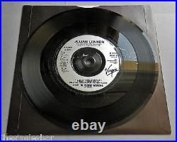 Julian Lennon Help Yourself UK 1991 6 x 7 Single Promotional Box Set