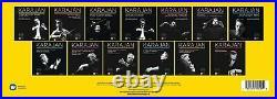 KARAJAN Complete 24 bit REMASTERED EMI Warner 101 CD Box LIKE NEW