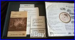KONWITSCHNY Fischer-Diskau GRUMMER Hopf WAGNER Tannhauser 4LP HMV ASD 445/8 ED1