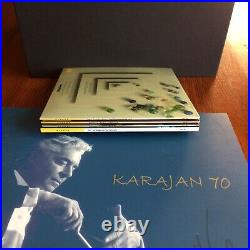 Karajan 70 Original Korean Edition with 88 CDs (The Most) DG Excellent Cond