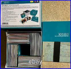 Karajan The Opera Recordings 70 CD Box Set + Book BS3/03
