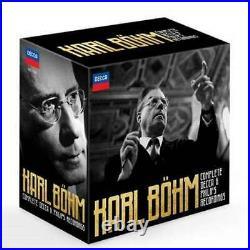 Karl Bohm Complete Decca & Philips Recordings (38CD + Blu-Ray Audio) Presale