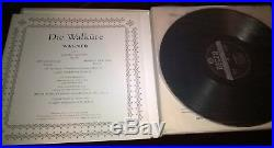 Knappertsbusch Wagner Die Walkure Act One 2LP Box Set Decca SXL 2074-5 WBg ED1