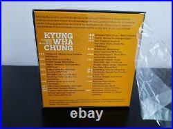 Kyung Wha Chung Complete Decca Recordings, 19 CD plus 1 DVD RARE CD box set