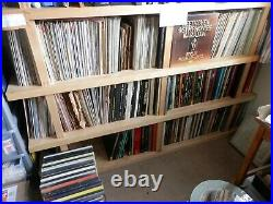 LARGE VINYL RECORD COLLECTION FOR SALE. APPROX 180 BOXED SETS & 2000 LP's