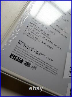 LED ZEPPELIN complete BBC Sessions 180gm vinyl 5LP box set Sealed! 2016 press