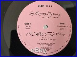 La Monte Young Well Tuned Piano Gramavision 5 Lp Boxed Set 1987 DMM 18-8701-1