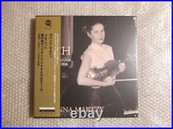 Last One! Sealed 250 Copies 6lp Johanna Martzy Bach Sonatas & Partitas