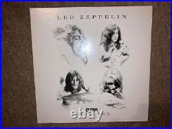 Led Zeppelin BBC Sessions 200g Classic Quiex Audiophile Vinyl LP Album Record
