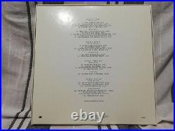 Led Zeppelin BBC Sessions US 2005 Classic Records vinyl 4 LP box set MINT