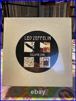 Led Zeppelin-CLASSIC RECORDS- complete vinyl sealed oop boxset