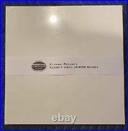 Led Zeppelin IV Classic Records Clarity Vinyl 4LP 45 RPM Still Sealed