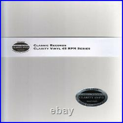 Led Zeppelin s/t (2005) Classic Records SD 7208 4xLP vinyl Box Set NEW rare