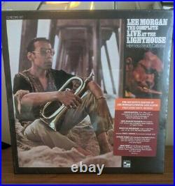 Lee Morgan Complete Live at the Lighthouse Vinyl LP Boxset Mint