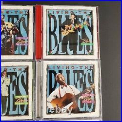 Living The Blues Collection 22 CD Set Time Life Universal Music Classics