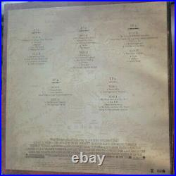 Lord of the Rings Fellowship of the Ring COMPLETE RECORDINGS Vinyl Box Set